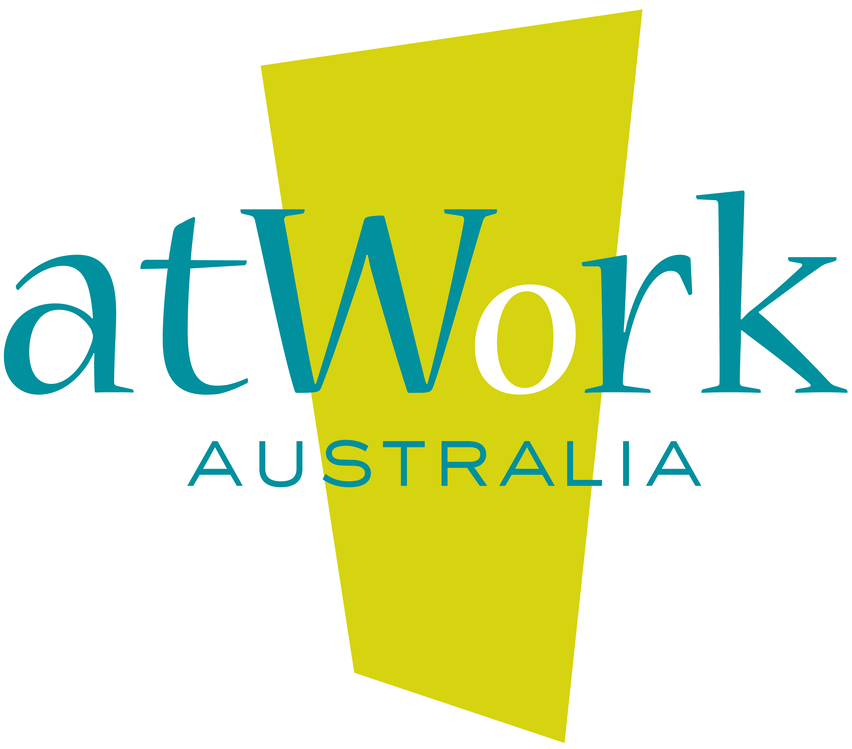 atWork Australia logo for USEP website